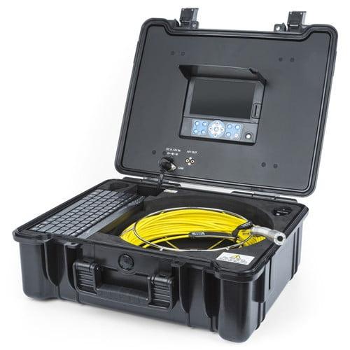 Putkistokamera, 23mm kamerapää