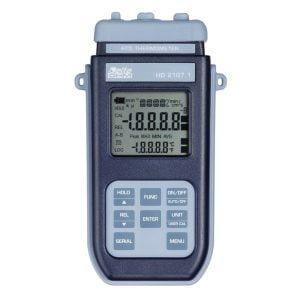 HD2107.1 lämpömittari PT100 anturille