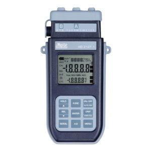 HD2127.1 lämpömittari PT100 antureille