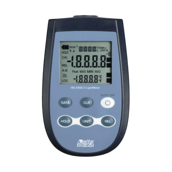 HD2302.0 valomittari