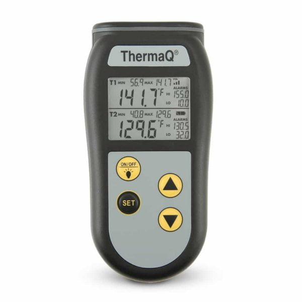 ThermaQ lämpötilamittaripaketti