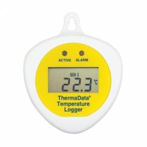 ThermaData TD lämpötilaloggeri