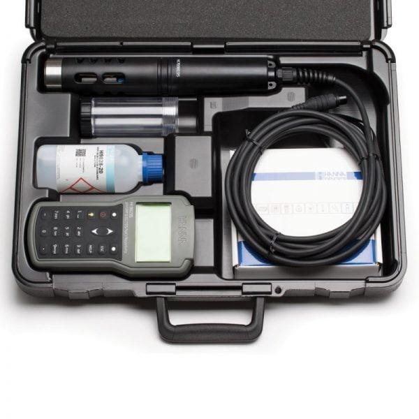 HI98195 pH/ORP/EC-mittari
