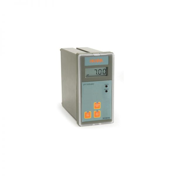 HI8510 pH-paneelimittari, ilman anturia