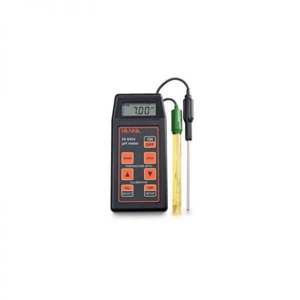 HI8424 pH/ORP-mittari