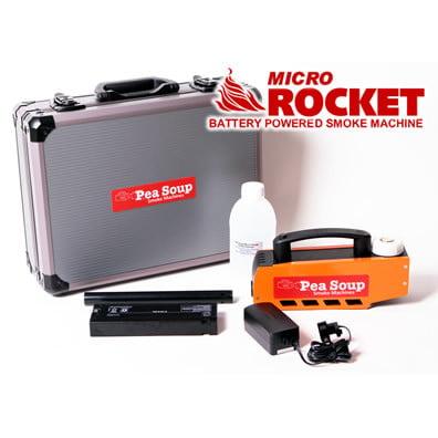 Pea Soup Micro Rocket savukone