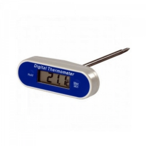 Vesitiivis lämpömittari T-malli