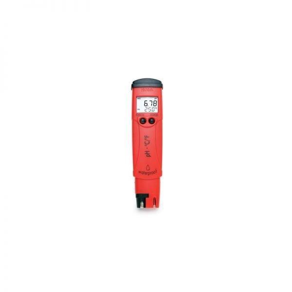 HI98128 pH/lämpötilamittari
