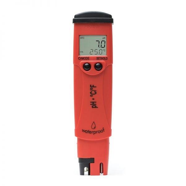 HI98127 pH/lämpötilamittari