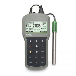 HI98191 pH/ORP/ISE mittari